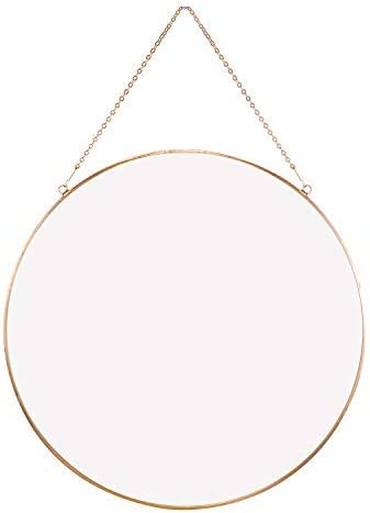 Shop Dahey Hanging Circle Mirror Wall Decor from Amazon on Openhaus