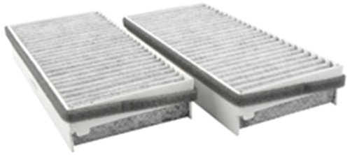 Hastings Filters AFC1157 Cabin Air Filter Element, (Set of 2)