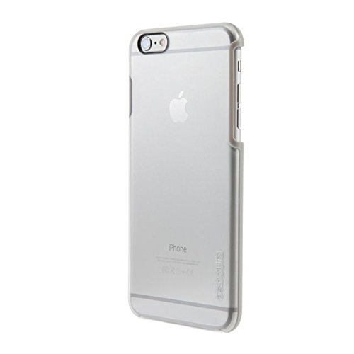 Incase Designs Quick Halo Snap Case for iPhone 6 Plus - Frustration-Free Packaging - Clear