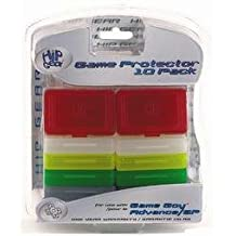 GBA & SP Game Protector Advanced 10 Pack