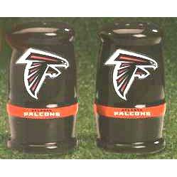 NFL Falcons Salt & Pepper Shaker Set ()