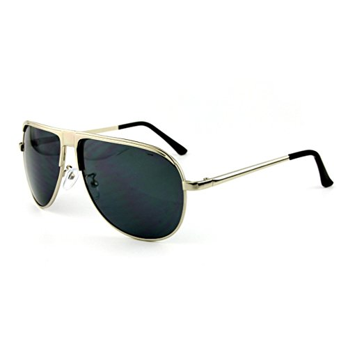 G&T New Mens Fashion Handsome Classic Uv Protection Driving Aviator - Sunglasses Website Official Aviator