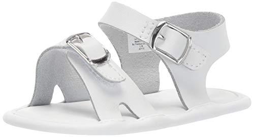 Baby Deer Girls' 0004165 Sandal White 1 Regular US - Shoes Infant Baby Deer