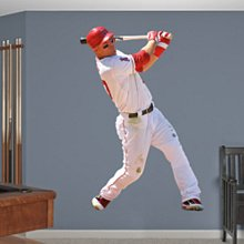 MLB Los Angeles Angels Mike Trout Wall Graphics