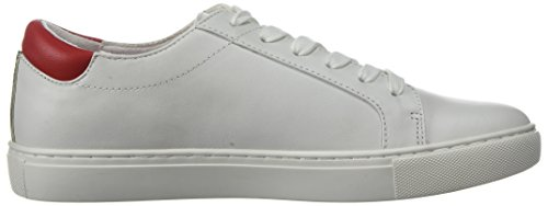 Kenneth Cole New York Mujeres Kam Lace Up Chino Año Nuevo-techni-cole 37.5 Sneaker Sneaker Blanco