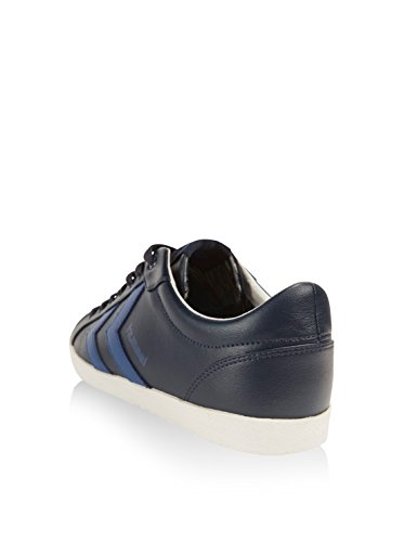 Hummel Deuce Court Sport Lo - Zapatillas Unisex adulto Azul Oscuro