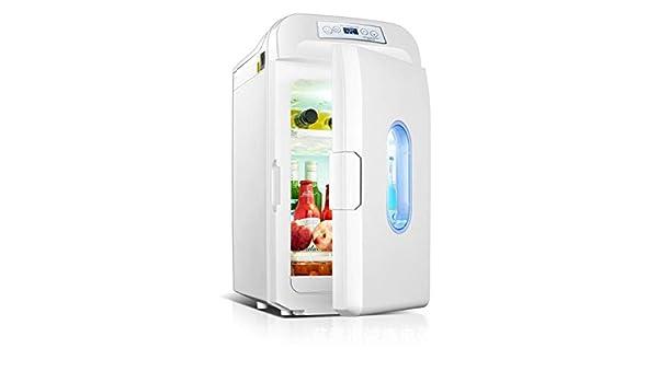 JINRU Mini Refrigerador De Coche De 28L Refrigerador Refrigeración ...
