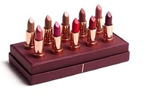 Exclusive New Charlotte Tilbury LUXURY LIPSTICK WARDROBE K.I.S.S.I.N.G (SOLD BY PENTA0601)