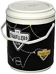 Cooler Lavita 12 Latas Travel Branco