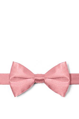 Bridal Rose Bridal Rose Silk Pre-Tied Bow Tie
