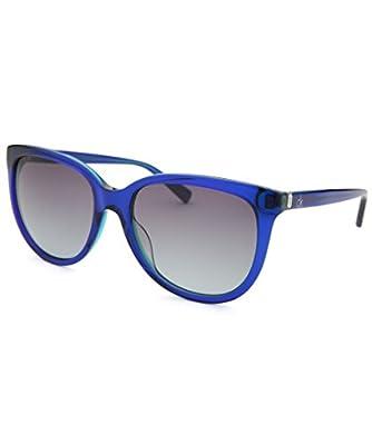 CALVIN KLEIN CK Sunglasses CK4185S 285 Blue 55MM