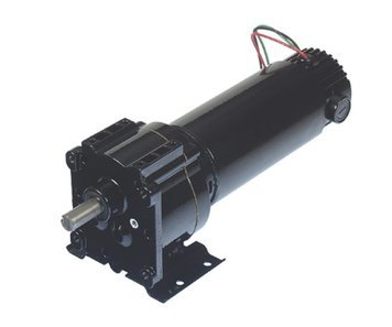 Bison Model 011-336-4019 Gear Motor 1/4 hp 94 RPM 90/130VDC ()