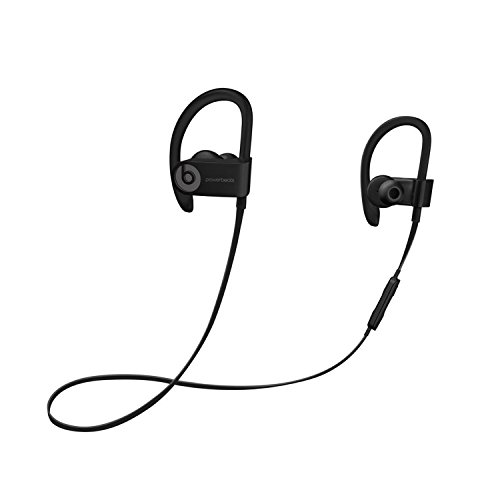 Beats by Dre. Power.beats/3 Wireless Earphones with Case and Charging Cable (Black)