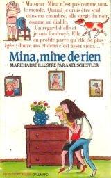 Mina, mine de rien par Marie Saint-Dizier