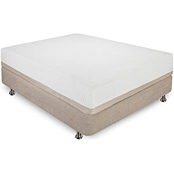 Classic Brands Natural Sleep Kiera Talalay Latex Memory Foam 11-Inch Mattress, Queen