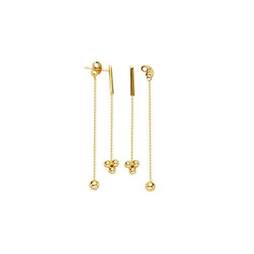 14kt-yg-front-to-back-staple-dangle-bead-earrings