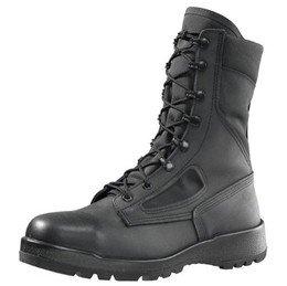 4. Belleville Hot Weather Steel Toe Combat Boots
