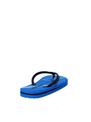 Blau Waya Badeschuhe 020 Dusch amp; Ix Herren Fuego Lotto Blk Dlc Blu Bwp01
