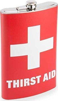 Wild Eye XXL Thirst Aid Flask FLASKL 475]()