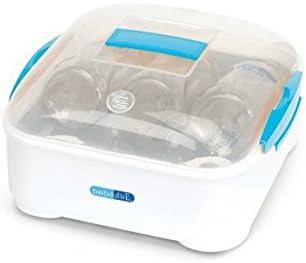 Bebé Due 80105 - Esterilizador microondas: Amazon.es: Bebé