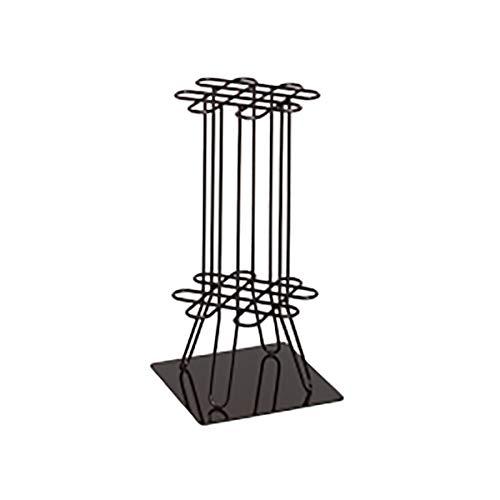 Suzo Happ Heavy Duty 17 Cue Stick Metal Floor Rack