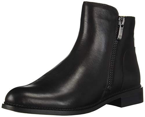 Franco Sarto Women's HARMONA Ankle Boot, Black, 7 M US
