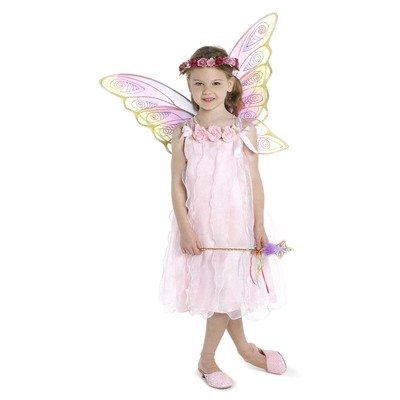 Great Pretenders Princess Costumes (Great Pretenders Pink Sugarplum Fairy Dress (Medium))