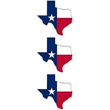 Amazon.com: Texas Flag Skull Punisher Sticker USA Lone Star State ...