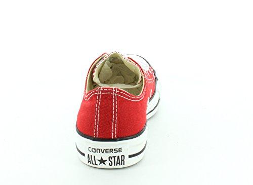 Converse Unisex Kastar Taylor All Star Ox Gymnastiksko Dagar Framåt