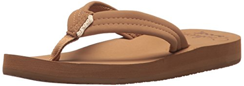 Reef Women's Cushion Breeze Sandal, Tobacco, 8 M US - Breeze Womens Sandals