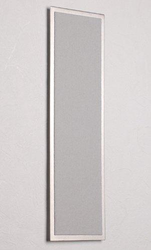42/x 12/cm magn/étique avec Feutre en Clair//Gris Plaque /à cl/és en INOX