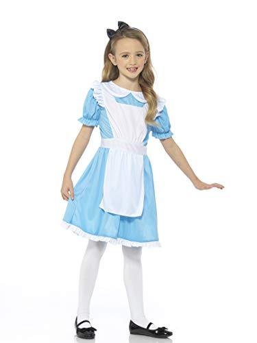 Alice In Wonderland Costume For Girls (Karnival Costumes Alice Costume Medium Size)