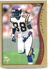 Randy Moss Collectibles (1998 Topps Football Rookie Card #352 Randy Moss Mint)