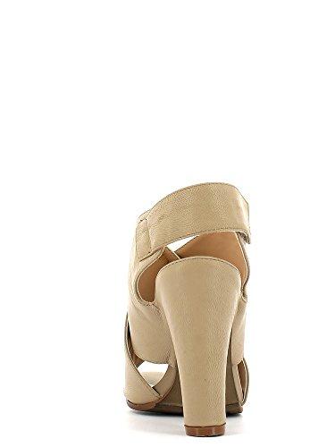 Cafenoir XS114 Sandalen mit absatz Frauen Beige