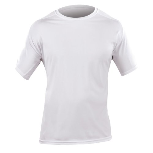 - 5.11 Tactical Men's Loose Fit Crew Shirt, Poly/Spandex Blend, Moisture Wicking Fabric, Style 40007