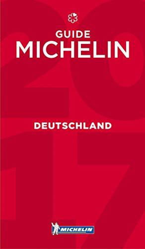 MICHELIN Guide Germany (Deutschland) 2017: Hotels & Restaurants (Michelin Red Guide) (German - Deutschland Deutschland