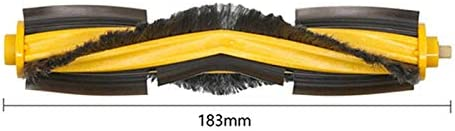 Nrpfell Mopping Cloth Rag Main Brush Roller Side Brush HEPA Filter for Deebot Ozmo 920 950 Robotic Vacuum Cleaner Parts