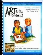 Artistic Pursuits Grades K-3 Book 1 An Introduction to Visual Arts