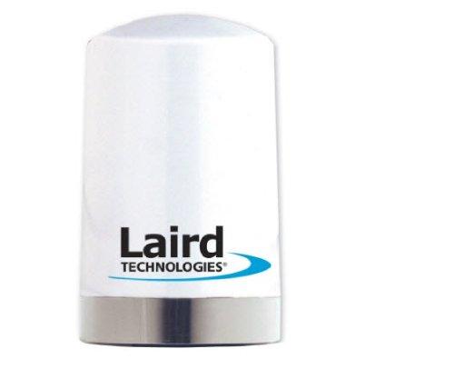 Laird Technologies 2.4-2.5 MHz Phantom Antenna - White