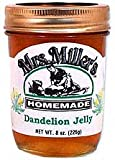 Dandelion Jelly: 3 Jars Mrs. Miller's Homemade