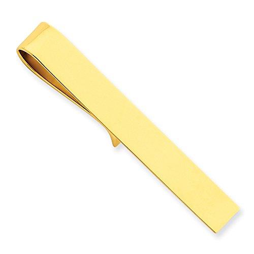 14k Tie Bar (14k Gold Tie Pin)