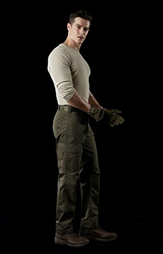CQR CQ-TWP302-CYT_32W/30L Men's Rip-Stop Tactical Work Utility Operator Pants EDC TWP302 by CQR (Image #8)