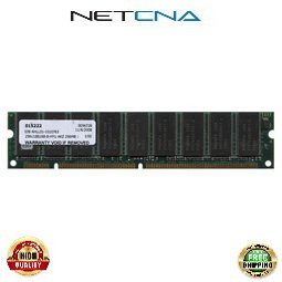 311-0388 256MB Dell PowerApp.cache Desktop non-Reg ECC PC100 DIMM 100% Compatible memory by NETCNA USA (Powerapp Cache)