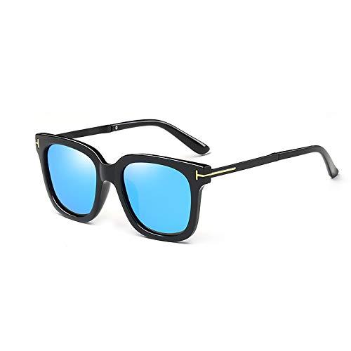 Couleur Ice polarisées de de marée Yeux Générique Soleil Soleil Lunettes Hommes myopes Lunettes Sunglasses Blue Soleil Nouveaux Blue Conduite de Ice rétro Lunettes nUq4qf0wH