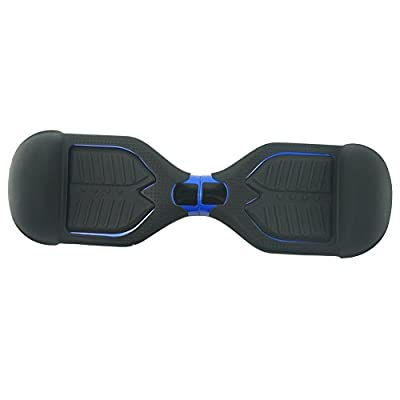Hoverboard Silicone Case for SWAGTRON T1 Electric Self Balancing Scooter 6.5 Inch Full Body Scratch Protector Cover Shell Skins