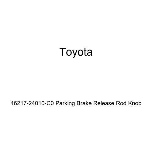 Genuine Toyota 46217-24010-C0 Parking Brake Release Rod Knob