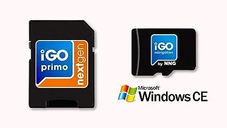iGO Primo NextGen Map Q2 2019 Full Europe - Tarjeta microSD ...