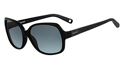 Sunglasses NINE WEST NW587S 001 BLACK
