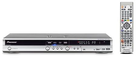 pioneer dvr 530h s ultra slim dvd r dvd rw recorder 160 gb hdd rh amazon co uk 4 Channel DVR Manual Honeywell DVR Manual