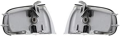 Rareelectrical NEW PAIR OF PARKING LIGHTS COMPATIBLE WITH TOYOTA CAMRY 1992-1994 81610-06010 8162006010 8161006010 TO2521109 81620-06010